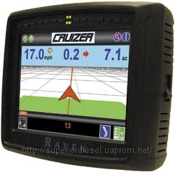 «Cruizer» GPS Guidance Systems